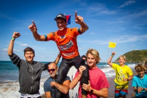 Ramzi Boukhiam wins the ASP 6-Star San Miguel Pro Zarautz