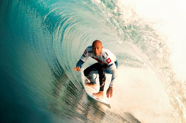 Kelly Slater s'impose au Quiksilver Pro France !