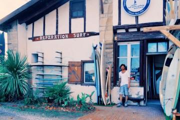 bidart reparation surf