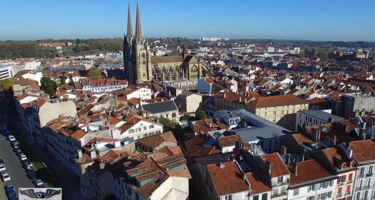 bayonne drone tourisme