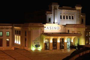 Casino Barrière, photo de Biarritz