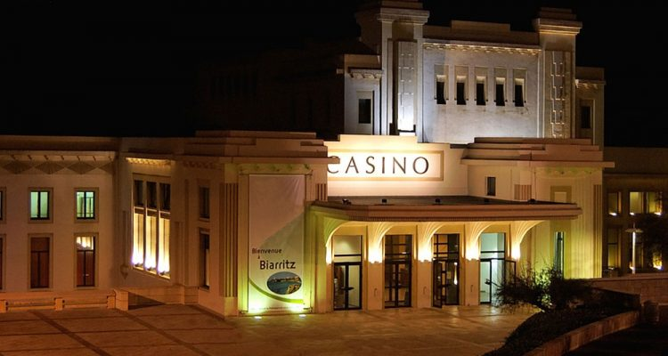 Casino Barrière, photo de Biarritz