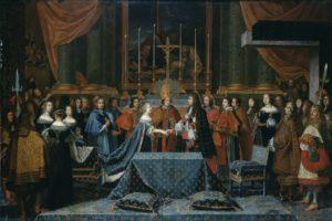 Mariage de Louis XIV