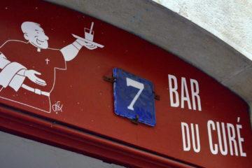 bayonne bar du curé
