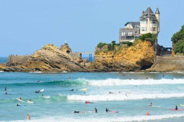 longboard biarritz