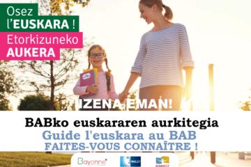guide basque euskara
