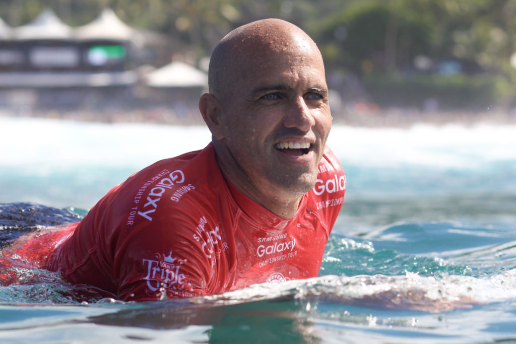 Kelly Slater (USA) .Pipemasters