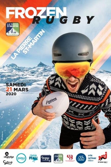 frozen rugby