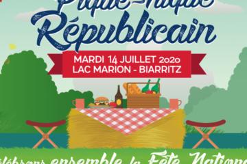 PIQUE-NIQUE AU LAC MARION LE 14 JUILLET