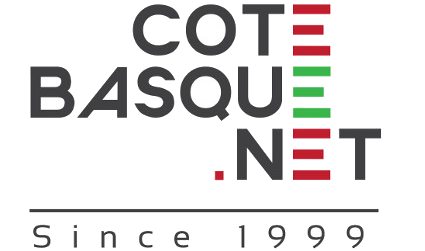 Le blog basque : cotebasque.net Pays basque – Cote basque logo