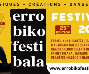 Errobiko Festibala Itasun