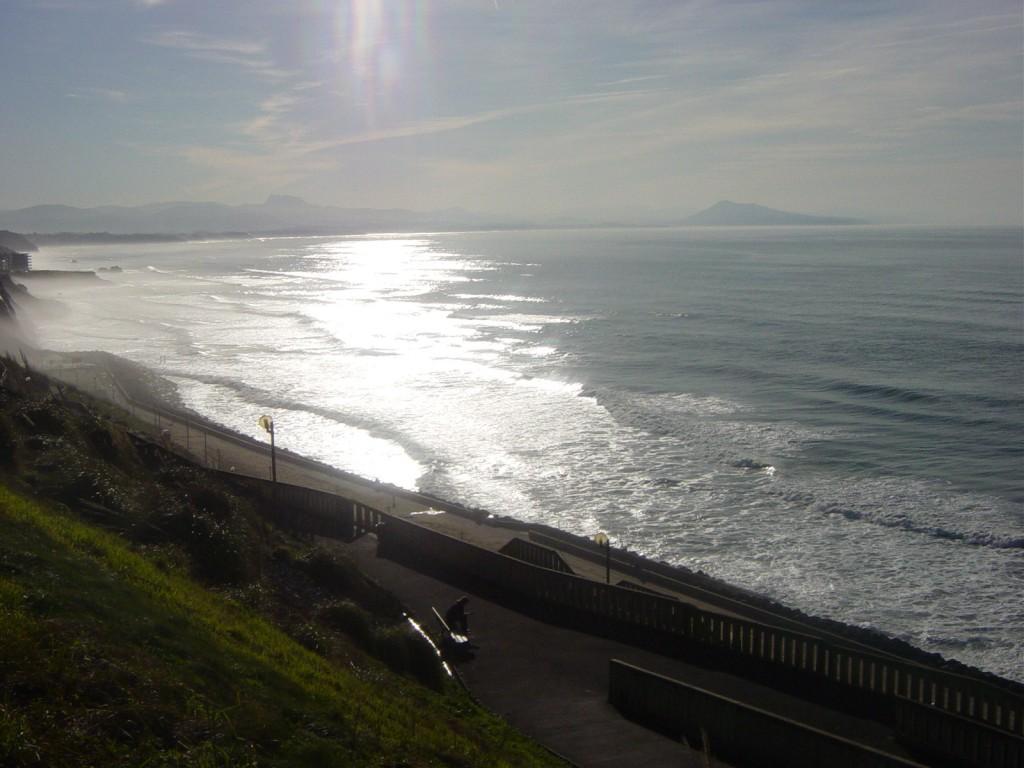 cote des basques biarritz