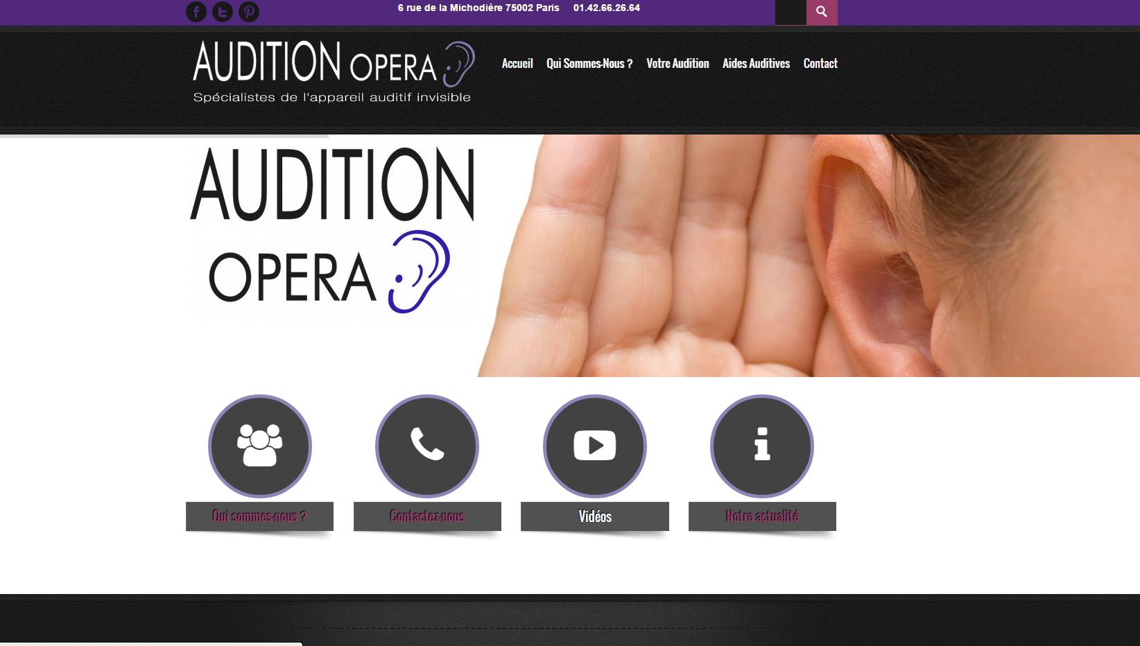 Audition Opera