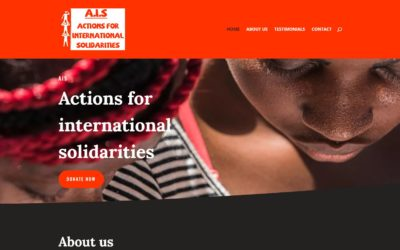 Actions international solidarities