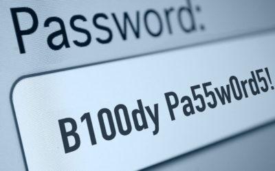 Mot de passe, quelle attitude à adopter ?