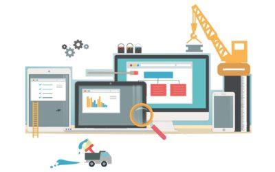 Votre site web réalisé dans le cadre de votre formation