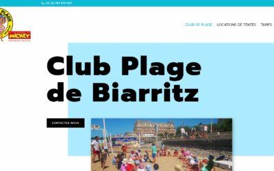 Club Plage Biarritz